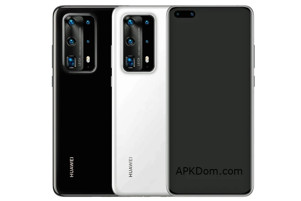 new phones huawei p40, p40 pro and p40 pro plus